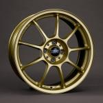 Oz Racing Hlt Flow-forming Alleggerita Hlt Race Gold