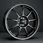 Oz Racing Hlt Flow-forming Alleggerita Hlt Matt Black