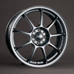 Oz Racing Hlt Flow-forming Alleggerita Hlt Matt Graphite